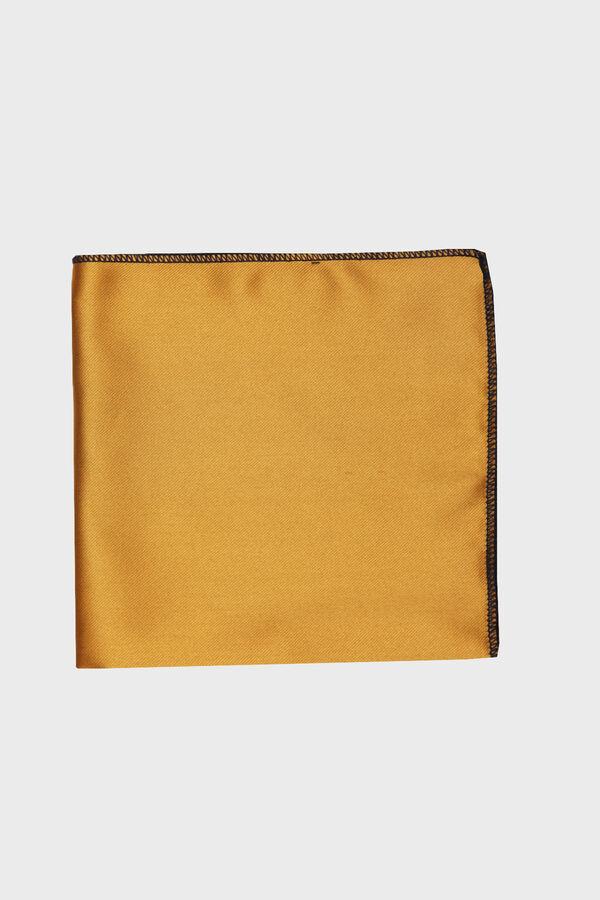 Altın Tanımsız Kravat / Papyon / Mendil