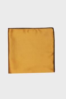 Altın Tanımsız Kravat / Papyon / Mendil - Thumbnail