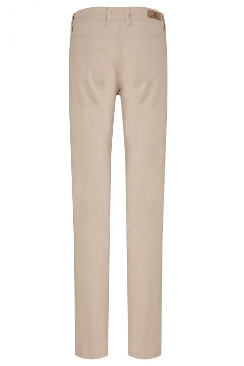Bej Regular Kanvas Pantolon