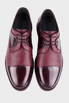 Bordo Günlük Casual Ayakkabı - Thumbnail