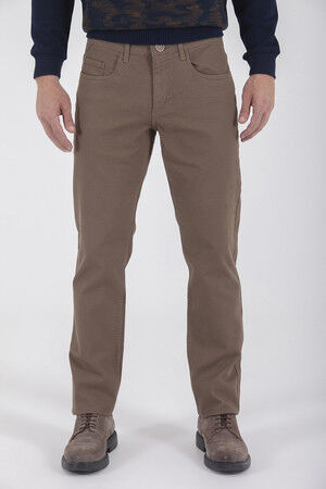 Kahverengi Regular Fit Spor Pantolon