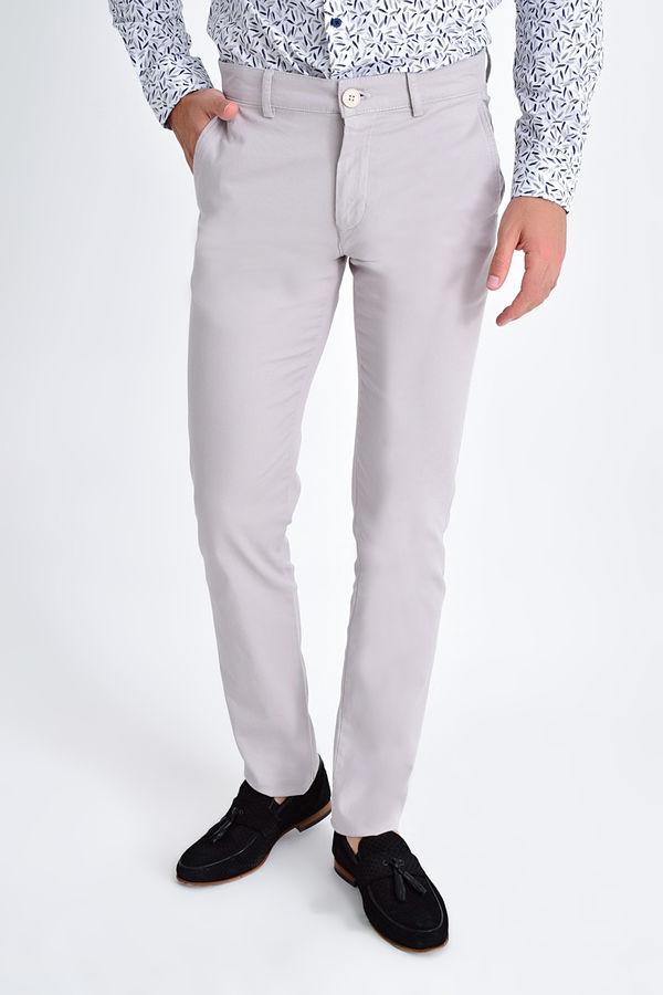 Gri Regular Fit Spor Pantolon