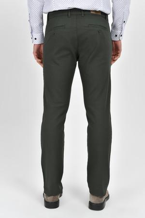 Haki Regular Fit Spor Pantolon - Thumbnail