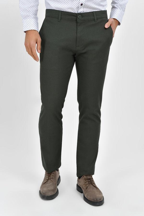 Haki Regular Fit Spor Pantolon