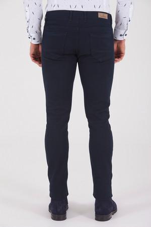Lacivert Regular Fit Spor Pantolon - Thumbnail