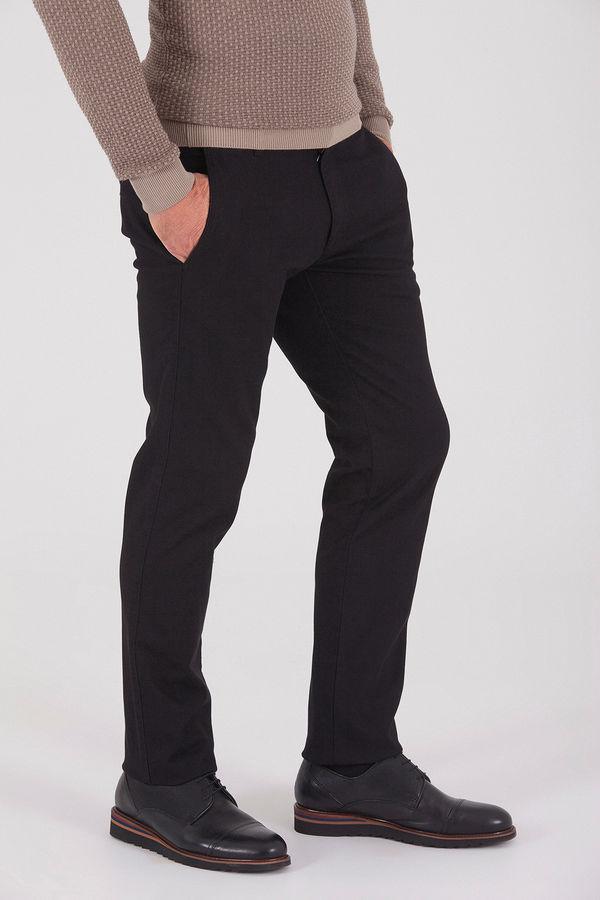Siyah Regular Fit Spor Pantolon