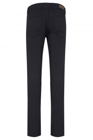 Gri Slim Fit Spor Pantolon - Thumbnail
