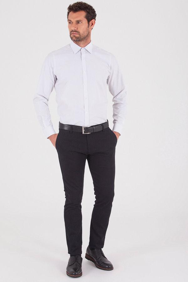 Siyah Slim Fit Spor Pantolon