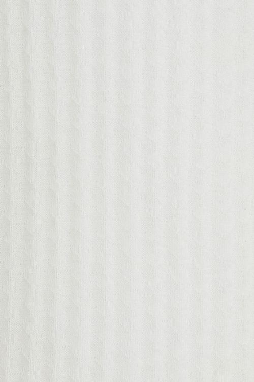 Ekru Regular Fit Polo Yaka Triko Tişört