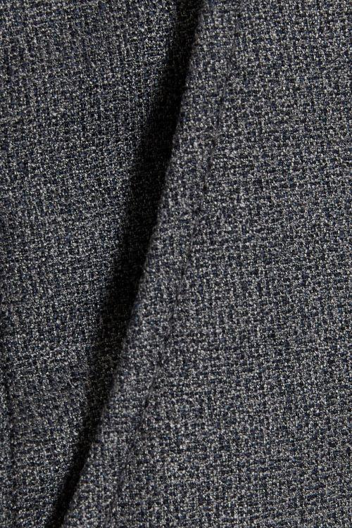 Gri Desenli Regular Fit Pantolon