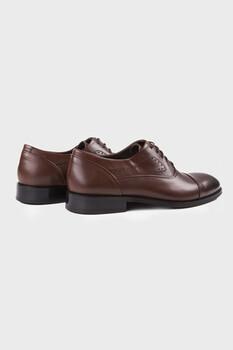Kahverengi Klasik Oxford Ayakkabı - Thumbnail