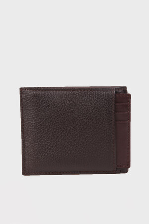 Kahverengi Basic Çanta / Cüzdan - Thumbnail