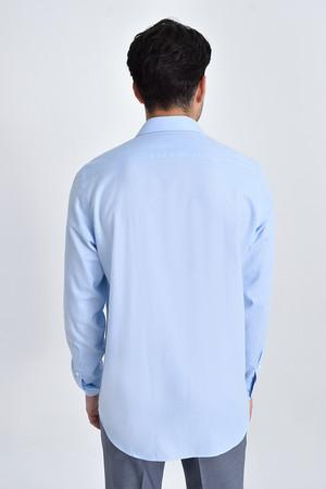 Klasik Mavi Gömlek - Thumbnail