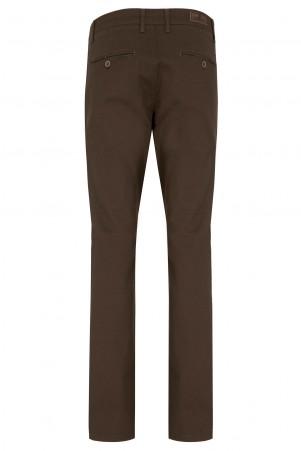 Vizon Regular Fit Kanvas Pantolon - Thumbnail
