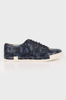 Lacivert Basic Ayakkabı - Thumbnail