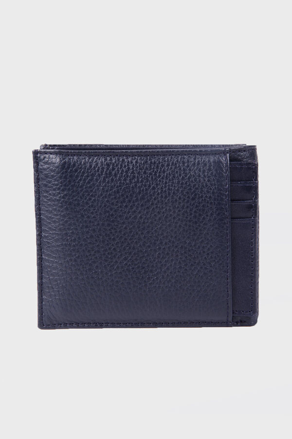 Lacivert Basic Çanta / Cüzdan