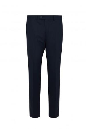 Lacivert Slim Fit Pantolon - Thumbnail