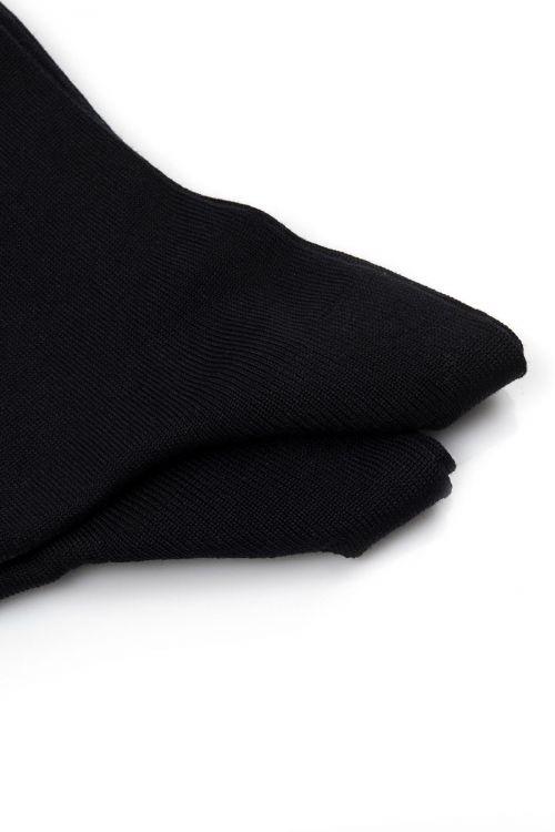 Lacivert 2'li Soket Çorap