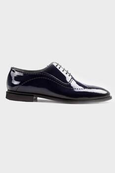 Lacivert Klasik Ayakkabı - Thumbnail