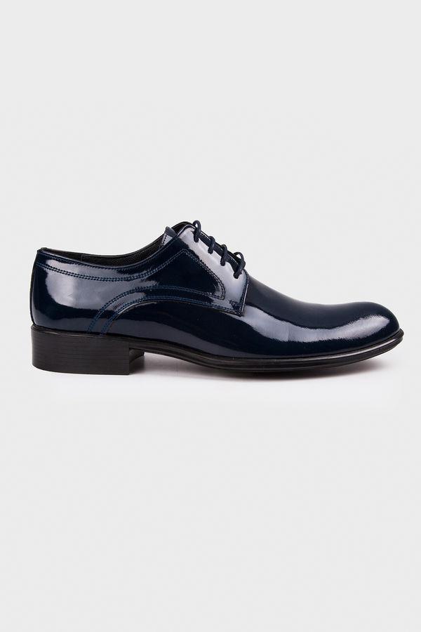 Lacivert Klasik Oxford Ayakkabı
