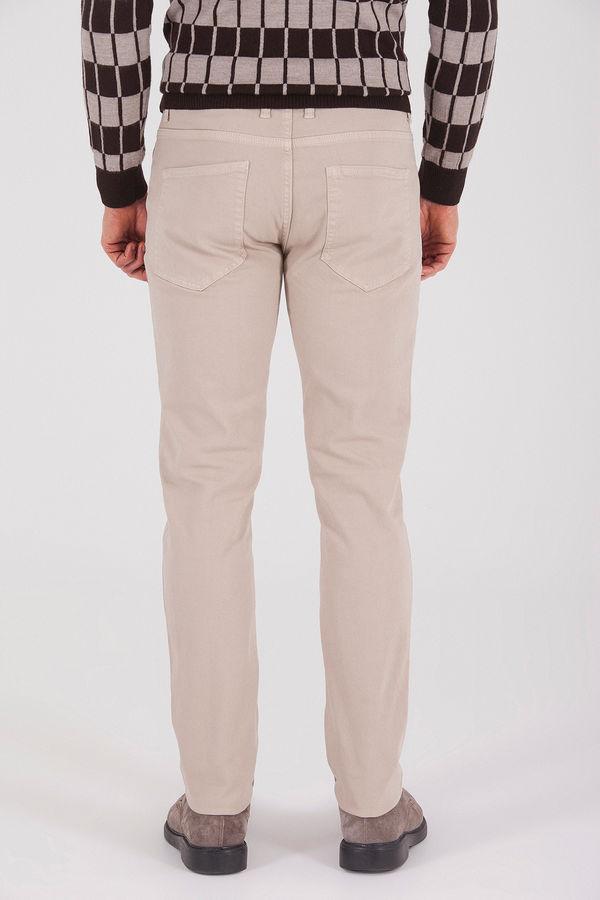 Bej Regular Fit Spor Pantolon