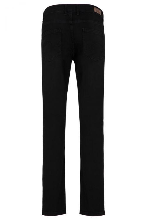 Siyah Regular Fit Kot Pantolon