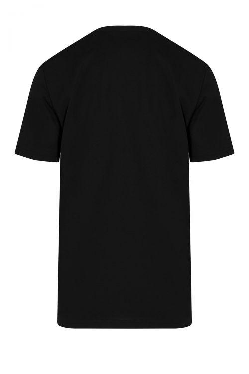 Bisiklet Yaka Basic 3'lü Pamuklu Tişört