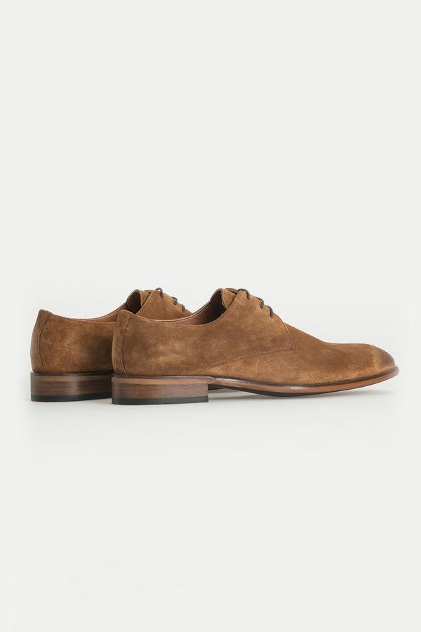Taba Klasik Süet Ayakkabı